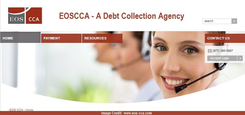 EOSCCA Remove From Credit Report