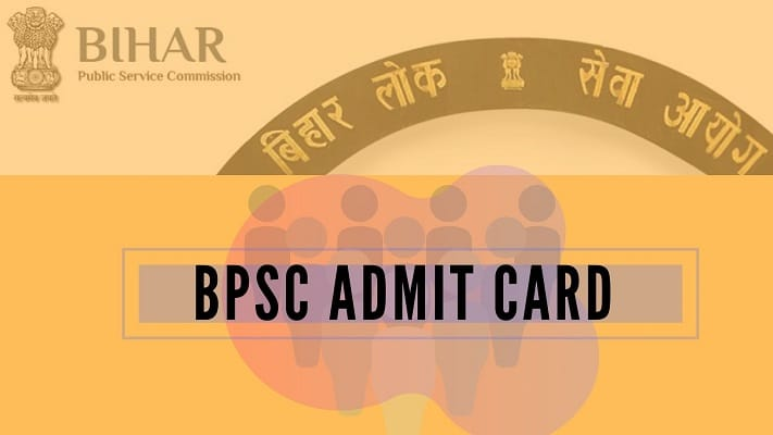 BPSC Admit Card, Exam Date, Call Letter